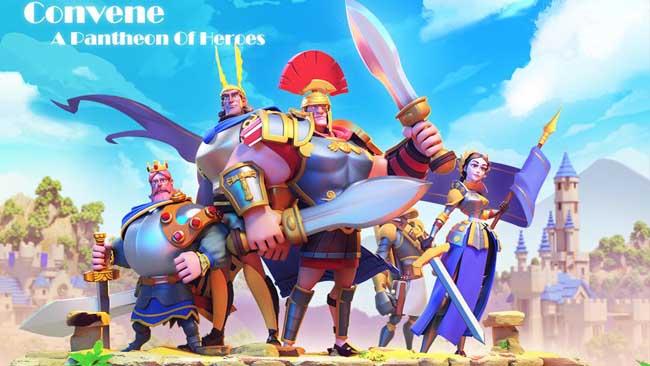 دانلود بازی Rise of Kingdoms 1.0.40.16 اندروید به همراه دیتا
