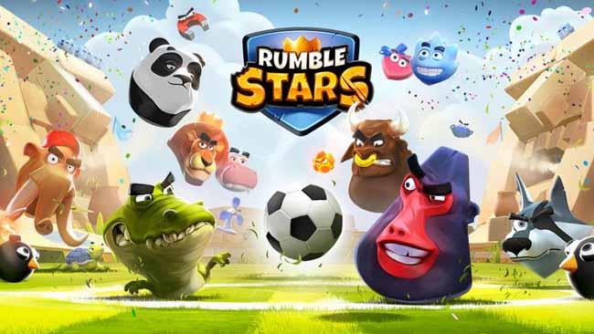 دانلود بازی Rumble Stars 1.8.0.2 رقابت ستاره ها اندروید